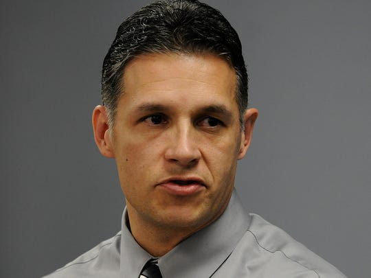 Lt. Chad Ramos