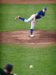 Alec Barr threw just 57 pitches on Wednesday night to shut down Fredericksburg 1-0 and give Annville the Lebanon County title.