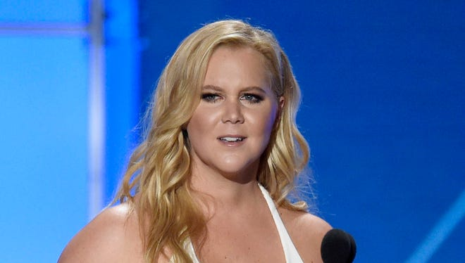 """""""People will have opinions about this chapter. Some might say it wasn't a big deal. Or that it was all my fault since I was drinking, he was my boyfriend, and I was lying right there next to him,"""" Amy Schumer says."""
