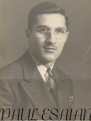 Born in Providence, R.I., Paul Esaian lived in Long