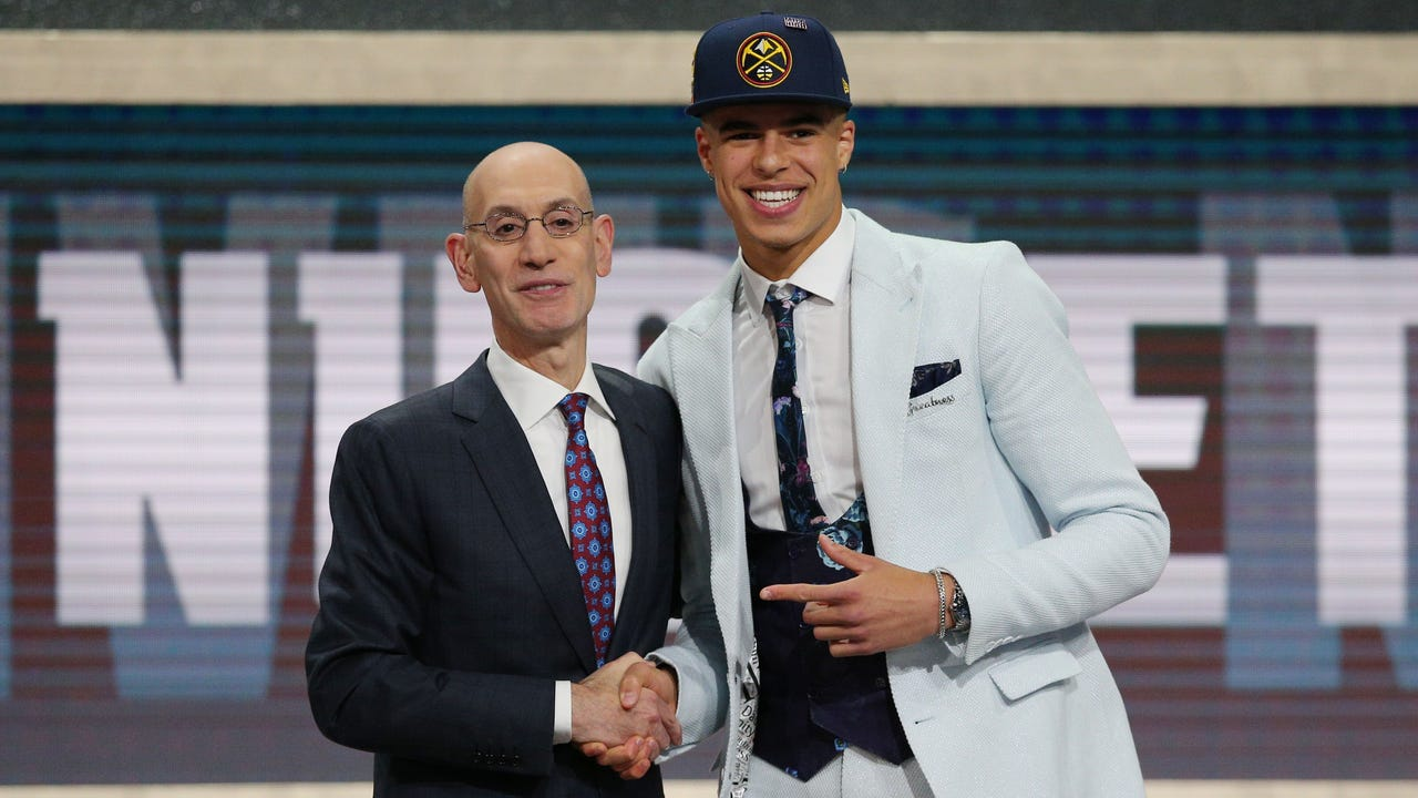 SportsPulse: USA TODAY Sports' Jeff Zillgitt breaks down the key story lines from the 2018 NBA draft, including a big night for big men and Michael Porter Jr.'s fall.