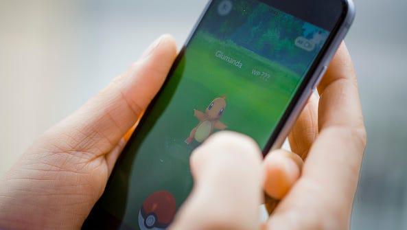 """""""Pokemon Go."""""""