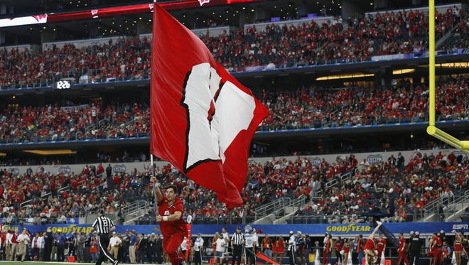 The Badgers open the season ranked in the top 10 in both the AP media and Amway coaches polls.