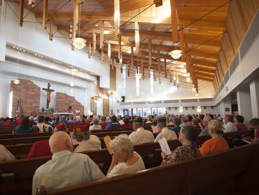 Christ the King Catholic Church #main