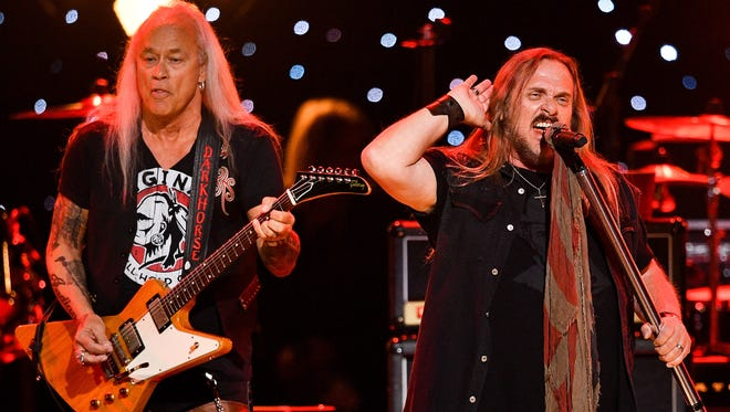 Lynyrd Skynyrd will perform at Ak-Chin Pavilion in Phoenix on May 18, 2018.