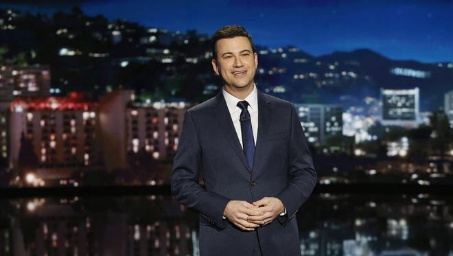 Jimmy Kimmel will host President Obama Thursday on his ABC late-night show.