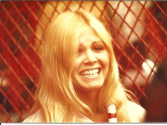 Beth Sadler-Baker circa 1975