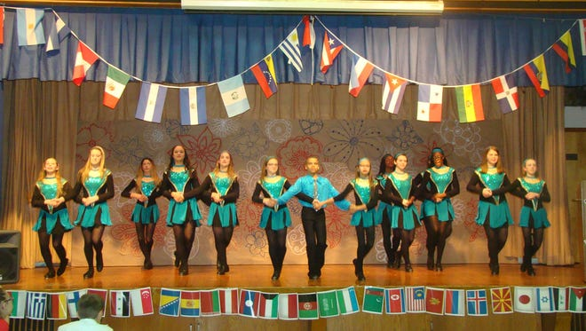 International dances were featured at the fourth annual Multicultural Day at Winslow Elementary School.