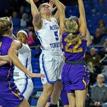 MTSU women's basketball: Abbey Sissom excels in new role as point guard