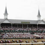 Churchill Downs is more than a great place to       watch thoroughbreds run for the roses in the Kentucky Derby, it's a place to toast the excitement of Louisville living. -- Arza Barnett, The Courier-Journal)_6 May 2007