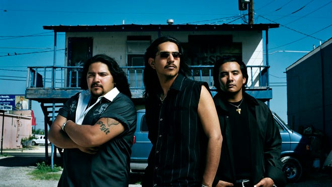 Los Lonely Boys will perform during Bartlett Performing Arts Center's 20th anniversary season.