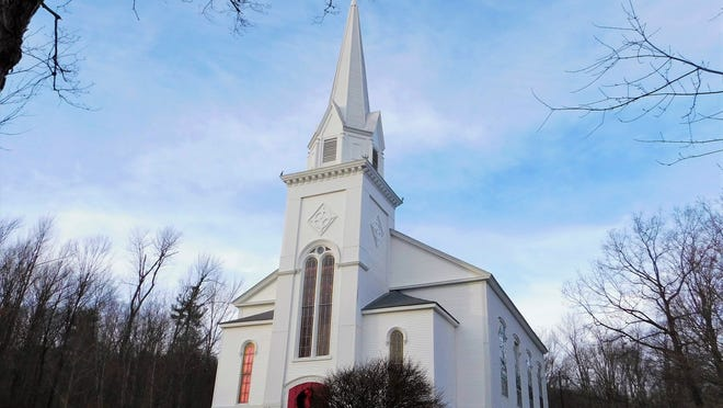 The beautiful Ashburnham Community Church is considering new ownership.