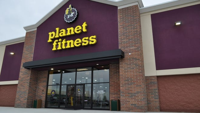 Planet Fitness offers cardio and strength equipment 24/7. The new Milford location opens  Dec. 30 in Milford.