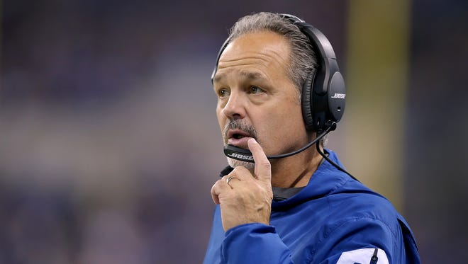 Colts coach Chuck Pagano and his team chose to have a bye later in the season as opposed to the week after their game in London.