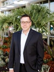 Michael Gardner, communications director Christian