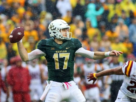 Baylor retained its top spot in the FourSight Playoff