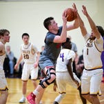 The mighty Quinn (Blair) topples PCA boys cagers