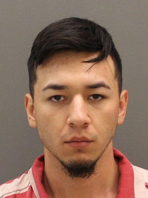 Jose Eduardo Perez-Jaquez, 19.