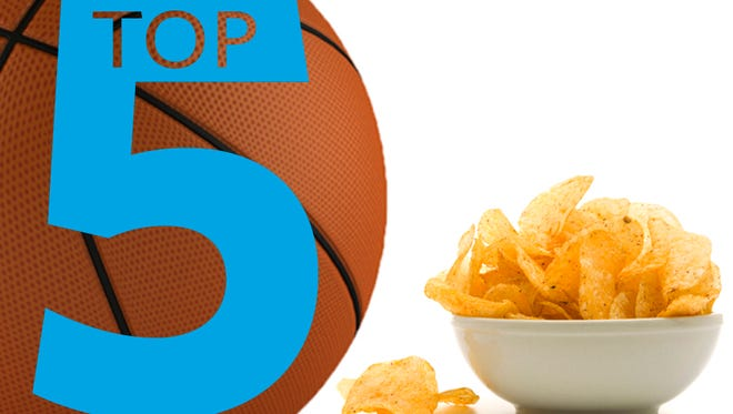 Top 5: Starch Madness