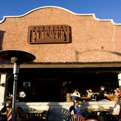Four Peaks Brewery's flagship location in Tempe.