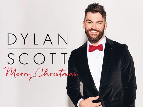 Dylan Scott's five-song Christmas music EP will be