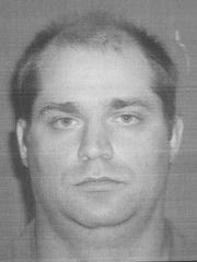 """William """"Bill"""" McCabe, shown in his March 2006 jail"""