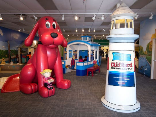 Explore Adventures with Clifford The Big Red Dog Oct.