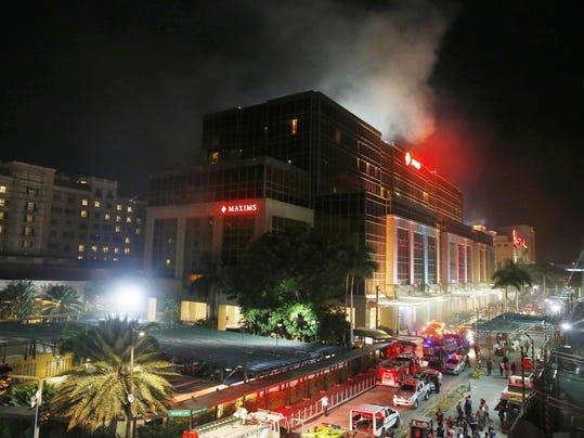 Las Vegas Shooting Hotel Security