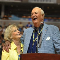 Why Pacers legend Slick Leonard is as tough as ever