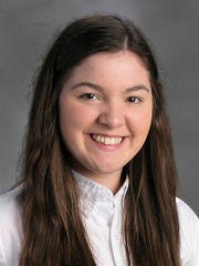 Anne-Elyse Pitre attends St. Thomas More Catholic High School. She will participate in Lafayette Junior Leadership.