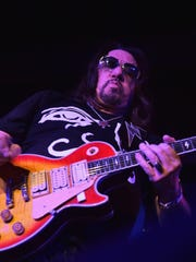 Ace Frehley will pay a visit to the Green Bay Distillery