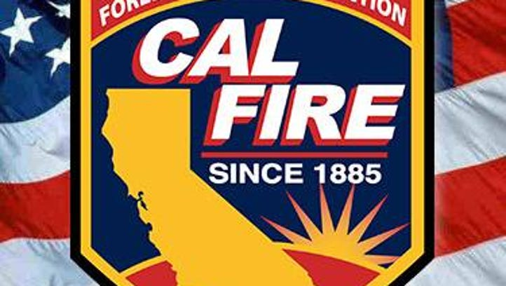 Firefighters go to house fire in Palo Cedro