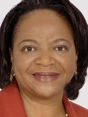 Stuart City Commissioner Eula Clarke not only used