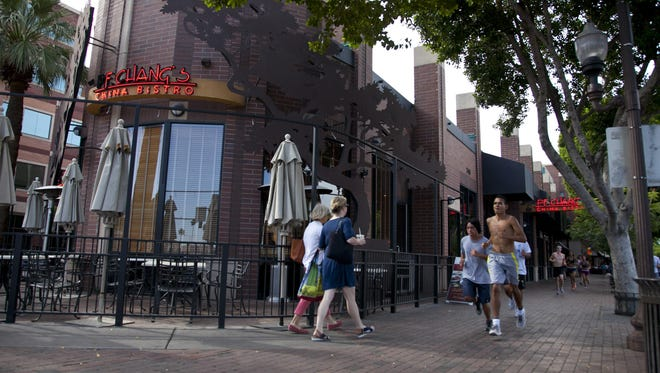 PF Chang's China Bistro announced a new CEO this year.