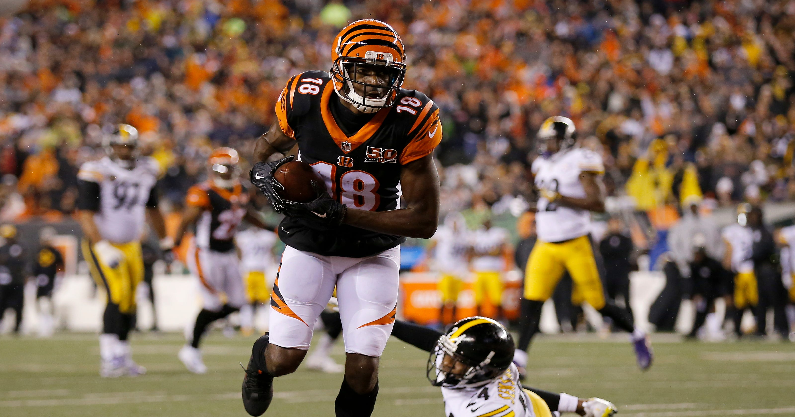 74a84dbc The best and worst of the 2018 Bengals regular season schedule.