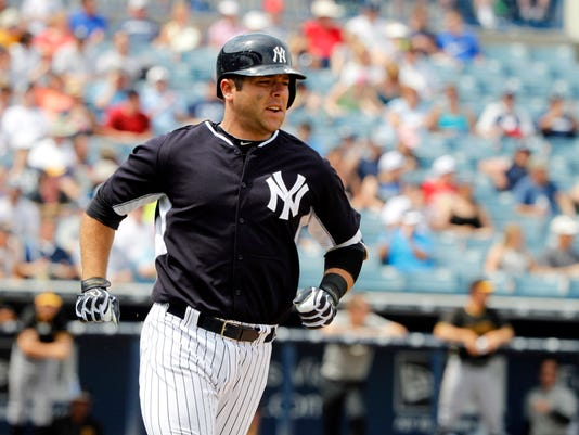 MLB: Pittsburgh Pirates at New York Yankees