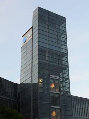 Gannett's headquarters in McLean, Va.