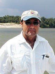 Dan Tonsmeire is the Apalachicola Riverkeeper.