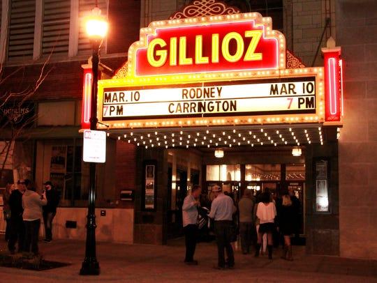 The Gillioz Theatre