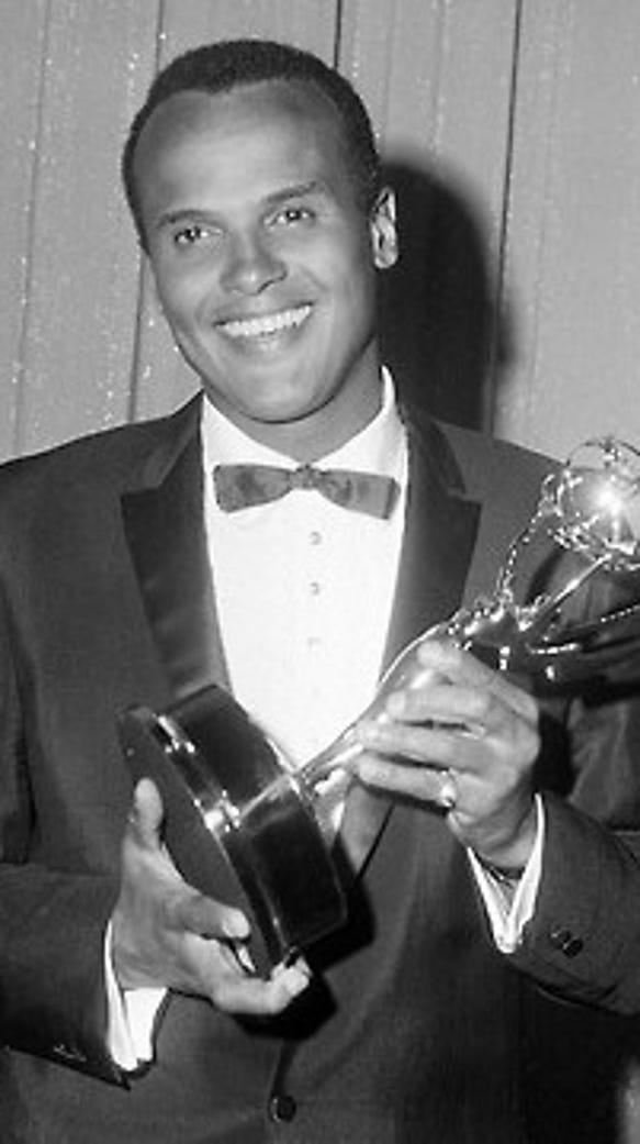 History Belafonte Wins Emmy