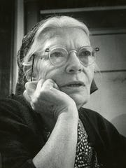 The late Dorothy Day, co-founder of the Catholic Worker