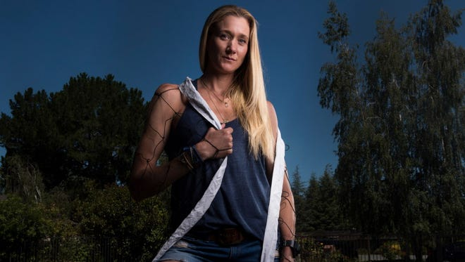 Kerri Walsh Jennings is preparing for her fifth Olympic games -- one with the U.S. national Indoor team and four on the beach. But this will be her first partnering with April Ross.