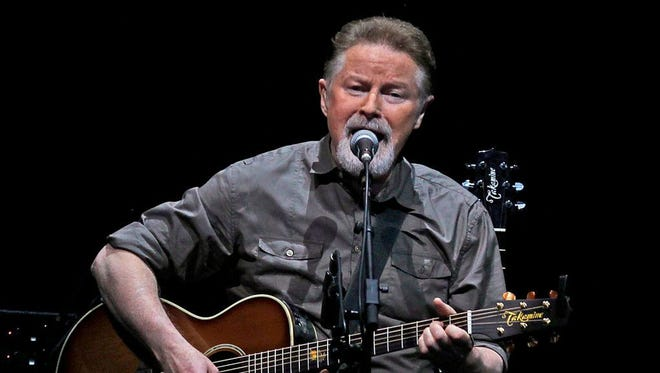 The Eagles, led by co-founder Don Henley, are among the top selling acts in rock history.