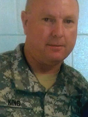 King served as the JROTC Army instructor at Madison High School for 10 years.