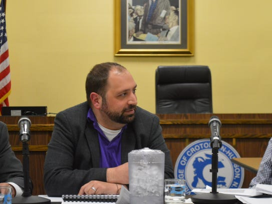 Croton-on-Hudson Mayor Brian Pugh declined comment