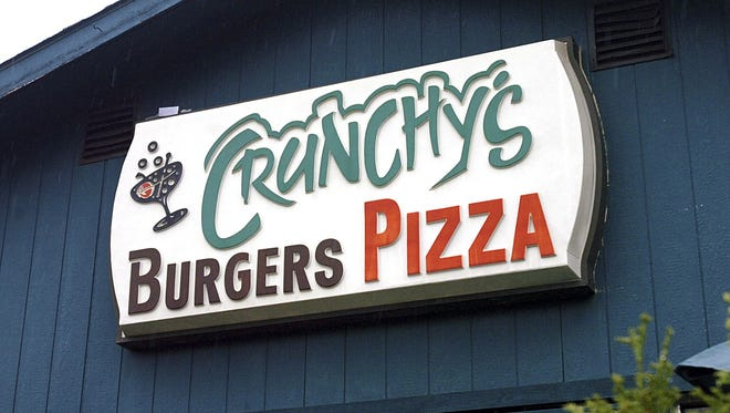 Crunchy's has been a staple in East Lansing for 35 years.