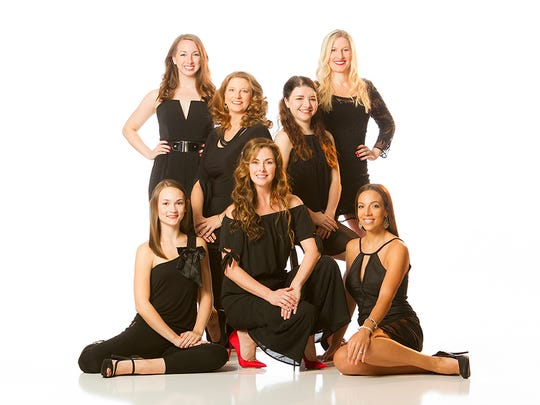 Faculty at the Sharon School of Dance, which is celebrating its 40th year.