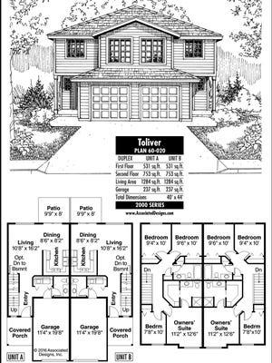 Toliver home plan