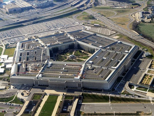 US-ARCHITECHTURE-PENTAGON-FILES