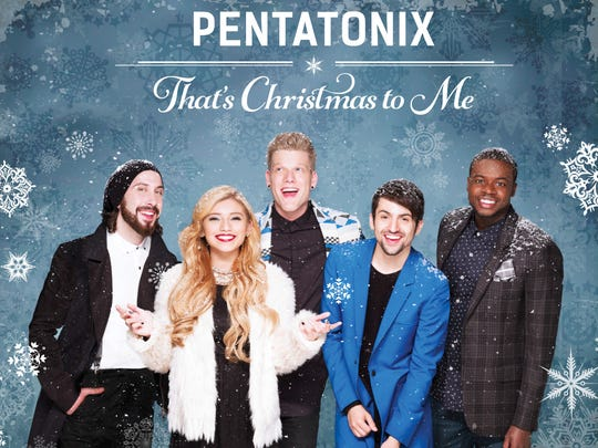 New Holiday Music Rucker Menzel Pentatonix And More